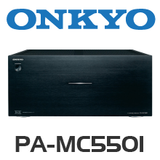 Onkyo PA-MC5501 9 Channel Surround Amplifier
