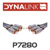 Dynalink Composite AV Lead