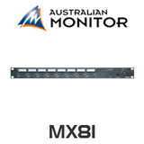 Australian Monitor MX81 Mixer