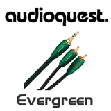 AudioQuest Evergreen Analogue-Audio Interconnect Cables