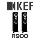 KEF R900 Floor Standing Speakers (Pair)
