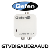 Gefen TV Digital Audio to Analog Adapter