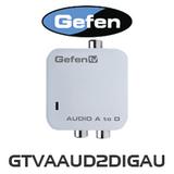 Gefen TV Analog to Digital Audio Adapter