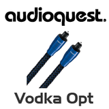 AudioQuest Vodka Digital Toslink Cable