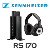 Sennheiser RS170 On-Ear Wireless Headphones