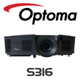 Optoma S316 Multipurpose Data Projector