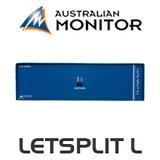 Austrailan Monitor LETSPLITL Line Level Splitter