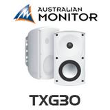 Australian Monitor TXG30 100V Wall Mount Speaker (Pair)