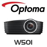Optoma W501 WXGA Data Projector
