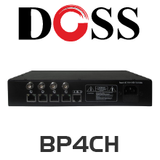 Doss CCTV 4/8/16 Channel Balun/Power Hub