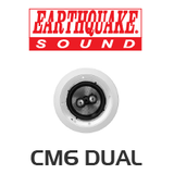 "EarthQuake 6.5"" Dual-Tweeter IQ In-Ceiling Speaker (Each)"