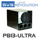 """SVS PB13-Ultra 13.5"""" Ported Subwoofer With Variable Tuning"""