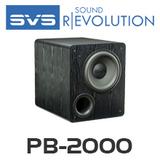 """SVS PB-2000 12"""" Ported Subwoofer"""
