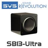"SVS SB13-Ultra 13.5"" Compact Sealed Subwoofer"