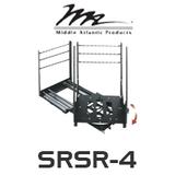 "Middle Atlantic SRSR 4 19"" Deep Slider Rotating Sliding Rail System with 12 / 14 / 16 / 18 / 20 / 24 / 26 / 28 / 30 RU"