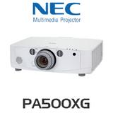 NEC PA500XG LCD 5000 Lumen XGA Installation Projector
