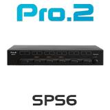 Pro2 SPS6 6 Way Speaker Selector