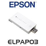 Epson ELPAP03 802.11 a/b/g Wireless LAN Module