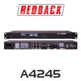 Redback A4245 Compact 1RU PA Amplifier 60W