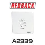 Redback Attenuator Public Address 100V 100W With Relay