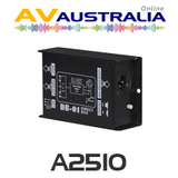 Passive Direct Injection Box