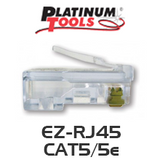 EZ RJ45 Cat5 / 5e Connector