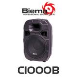 """Biema 10"""" (254mm) 250W 2 Way PA Speaker"""