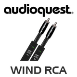AudioQuest Elements Series Wind RCA Analog-Audio Interconnects