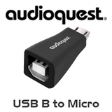 AudioQuest USB B to Micro Adapter