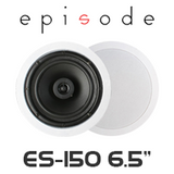 "Episode ES-150 6.5"" In-Ceiling Speakers (Pair)"