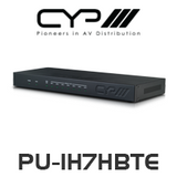 CYP 1 HDMI to 7 HDBaseT Splitter (100m) including additional HDMI output