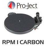 Pro-Ject RPM 1 Carbon Inc. Ortofon 2M Red