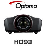 Optoma HD93 Super LED 3D Home Theatre Projector