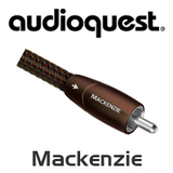 AudioQuest Mackenzie RCA Male Interconnect Cable (Pair)