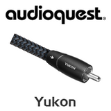 AudioQuest Yukon RCA Male Interconnect Cable (Pair)