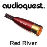 AudioQuest Red River XLR Analogue-Audio Interconnects Cable (Pair)