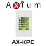 """Axium AX-KPC 2.8"""" Colour LCD Touchscreen Keypad"""