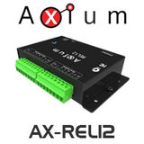 Axium AX-REL12 12 Relay Controller Expansion Unit