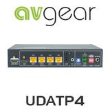 AVGear AVG-UDATP4 Ultra 4K 1 HDMI to 4 HDBaseT Splitter