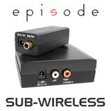 Episode Wireless Subwoofer Kit