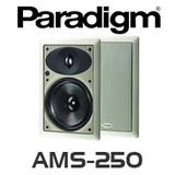 """Paradigm AMS-250 6.5"""" In-Wall Rectangular Speakers (Pair)"""