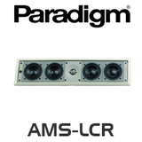 Paradigm AMS-LCR In-Wall LCR / Centre Speaker (Each)