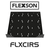 "Flexson 19"" Rack Shelf For Sonos Connect & Connect:Amp"