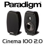 Paradigm Cinema 100 2.0 Bookshelf Speakers (Pair)