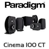 Paradigm Cinema 100 CT 5.1 Home Theatre System