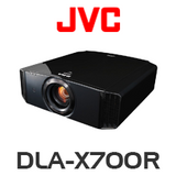 JVC DLA-X700R THX ISF 3D 4K E-Shift Projector with 3D Glasses