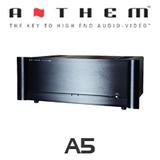 Anthem A5 5-Channel Power Amplifier