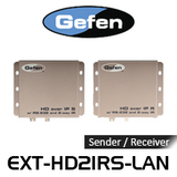 Gefen HDMI over IP with RS-232 and Bi-Directional IR