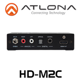 Atlona HDMI Multichannel to Two-Channel Converter
