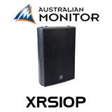 "Australian Monitor XRS10P 10"" Bi-Amped Active 2-Way High Performance Loudspeaker (Each)"